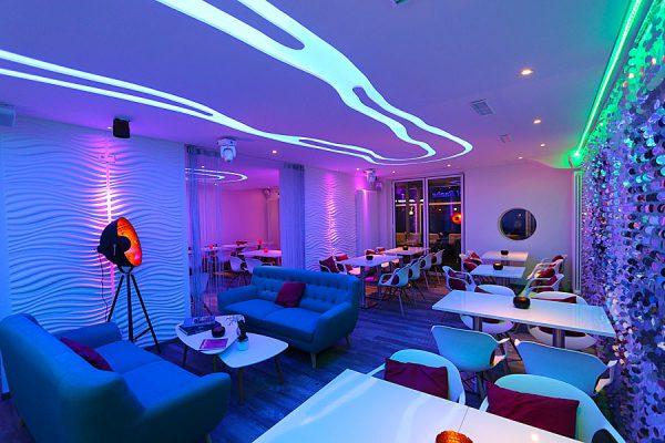 Urlaub in Baabe auf der Insel Rügen – Restaurant Self Made im Ostseehotel Baabe